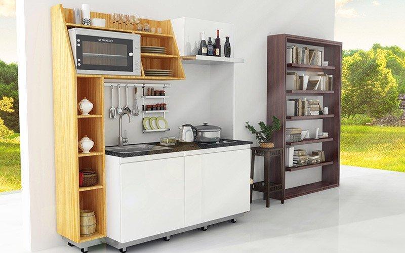 移动厨柜系列—M003 东篱