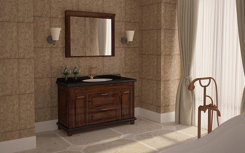 浴室柜BSYG-02