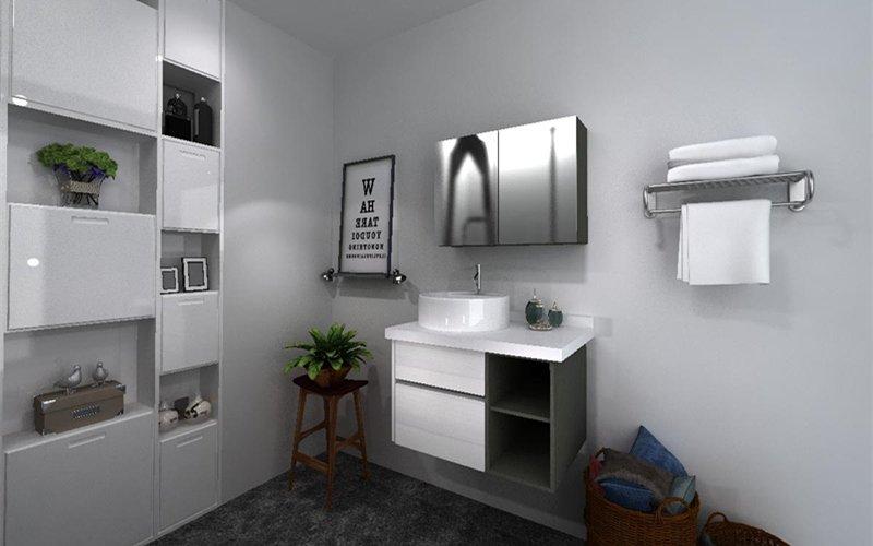 浴室柜BSYG04