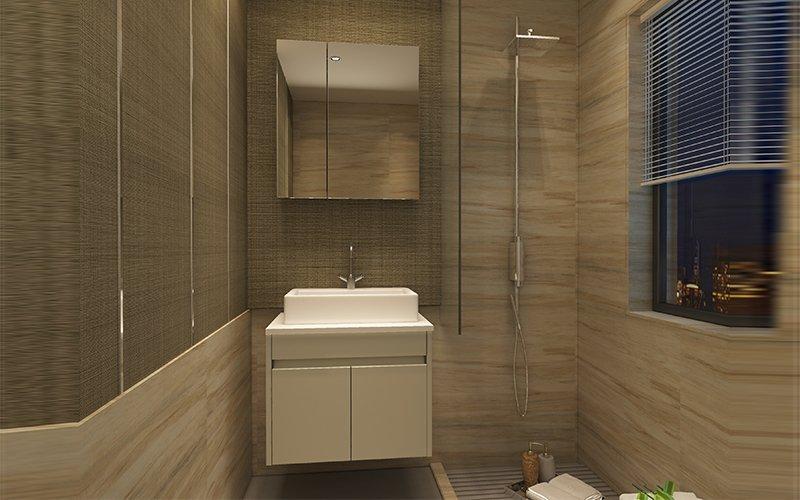 浴室柜BSYG07