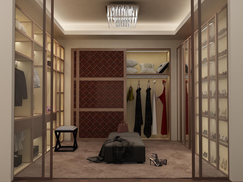 法迪奥衣柜—CR002  容